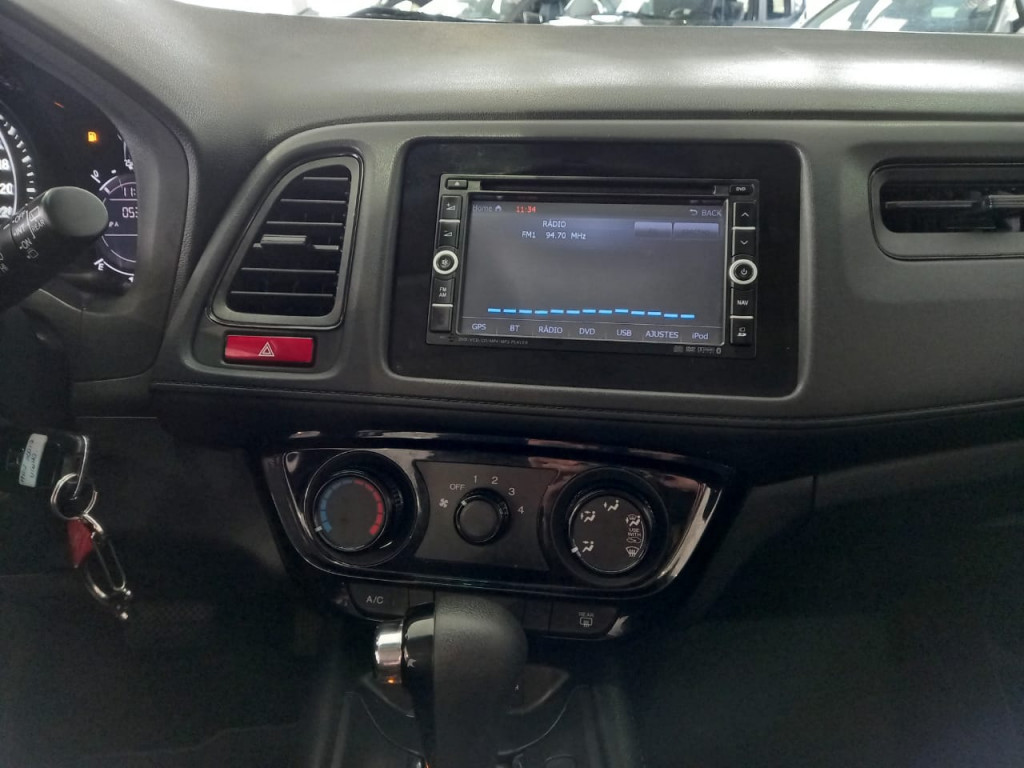 Imagem do veículo HONDA HR-V 1.8 16V FLEX LX 4P AUTOMÁTICO