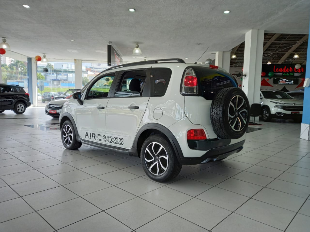 Imagem do veículo CITROËN AIRCROSS 1.6 TENDANCE 16V FLEX 4P MANUAL