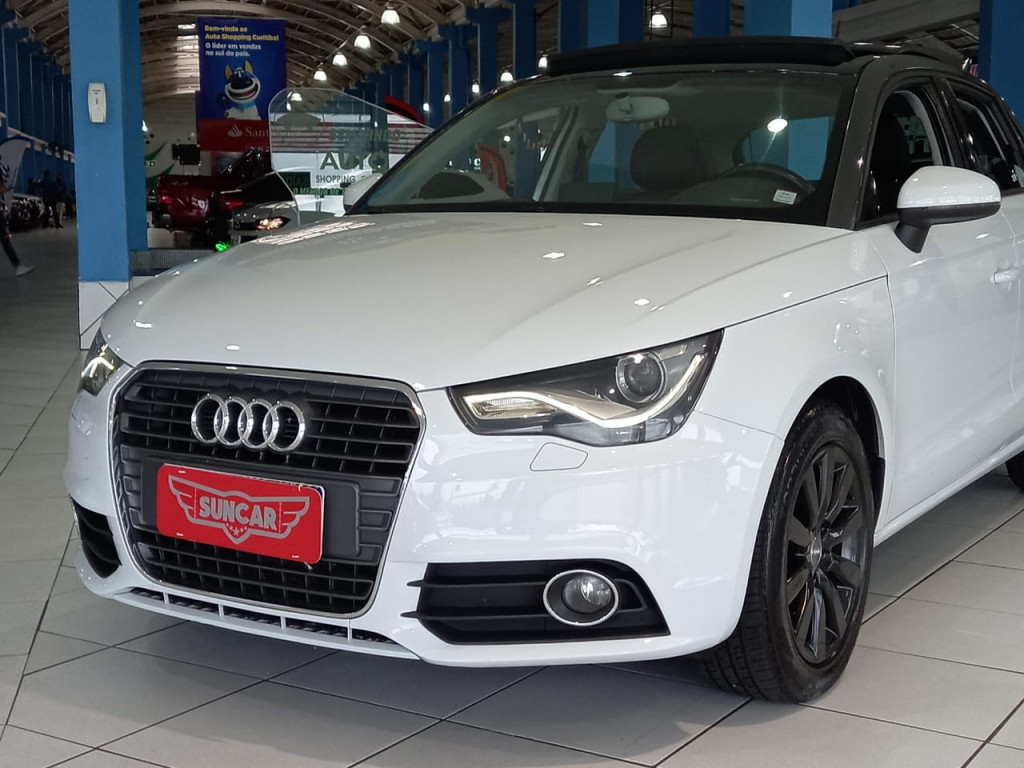 Imagem do veículo AUDI A1 1.4 TFSI SPORTBACK ATTRACTION 16V 122CV GASOLINA 4P S-TRONIC