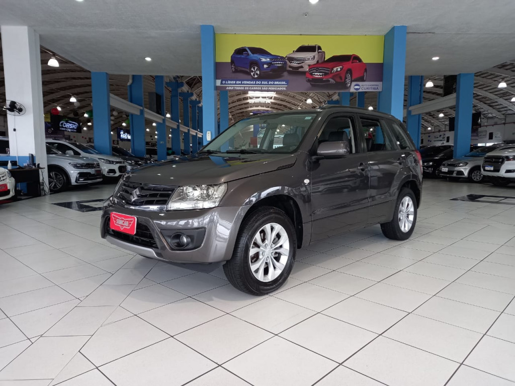 Imagem do veículo SUZUKI GRAND VITARA 2.0 4x2 16v gasolina 4p automatico