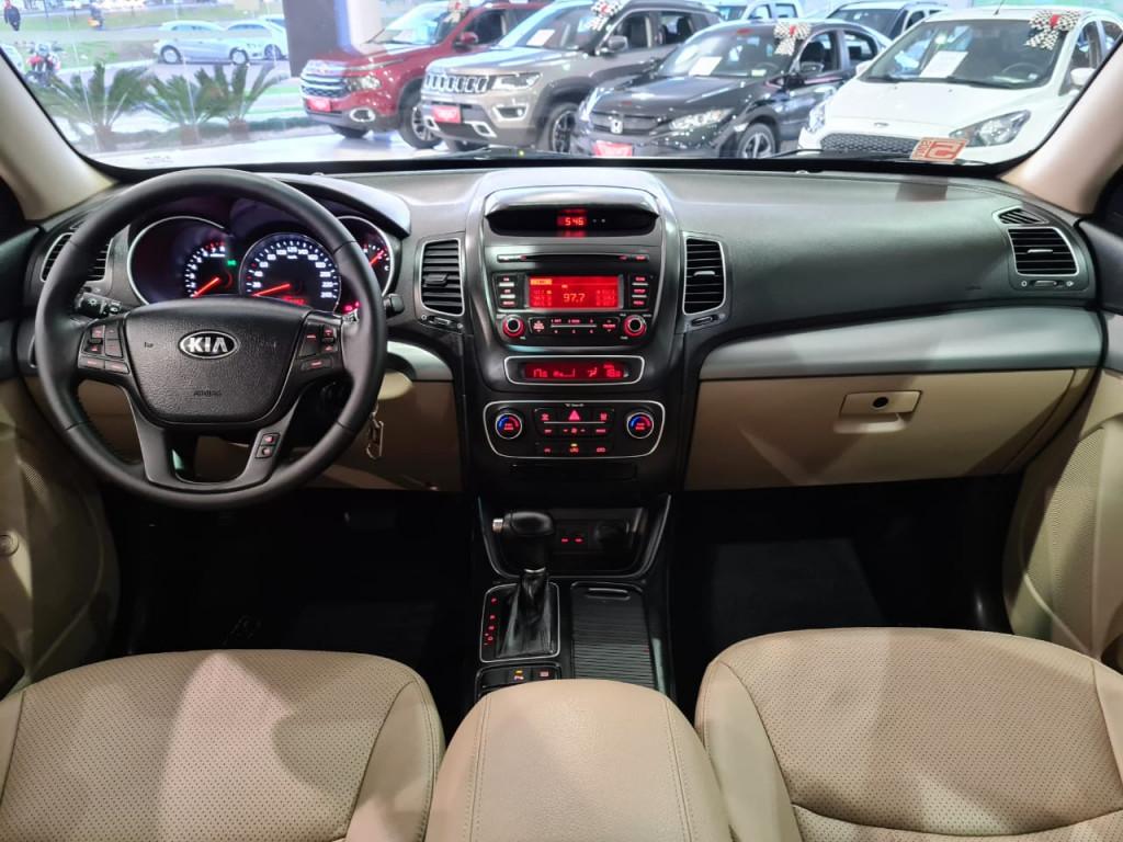 Imagem do veículo KIA SORENTO 2.4 16V GASOLINA EX AUTOMÁTICO