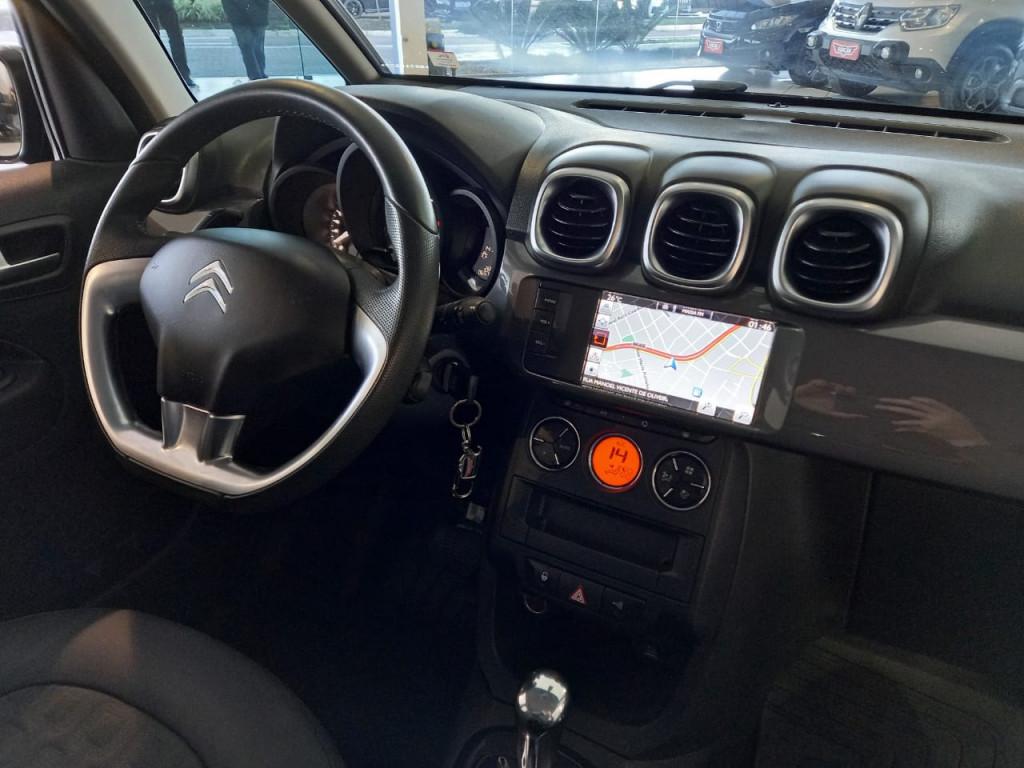 Imagem do veículo CITROËN AIRCROSS 1.6 shine 16v flex 4p automatico