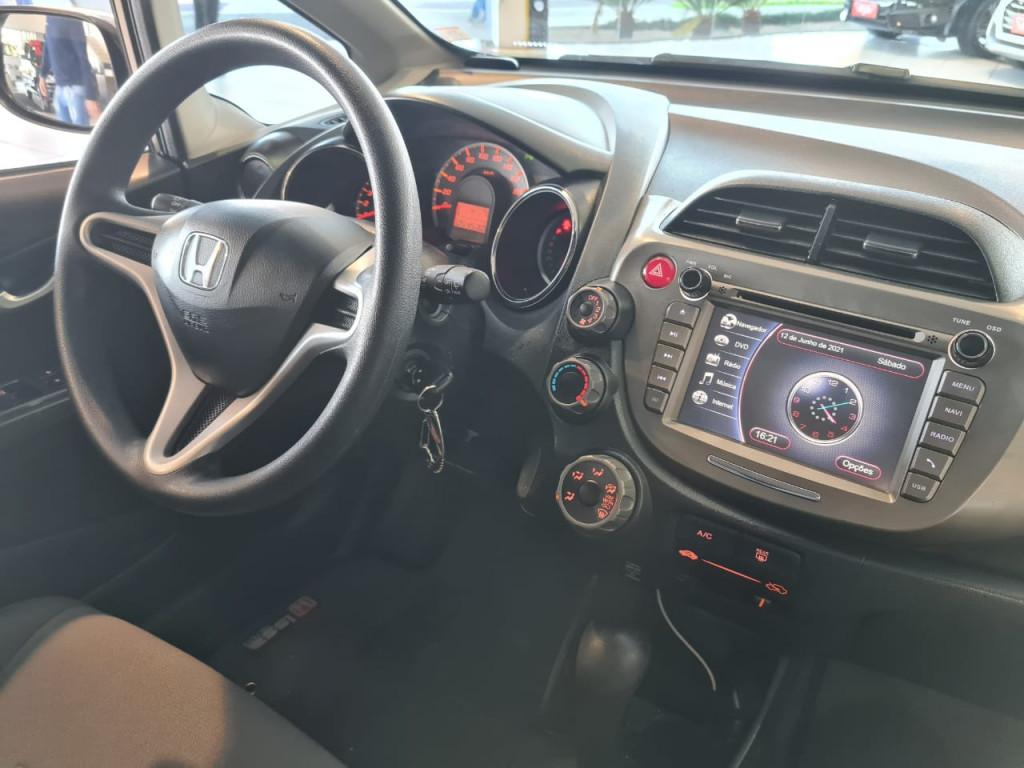 Imagem do veículo HONDA FIT 1.5 twist 16v flex 4p automatico