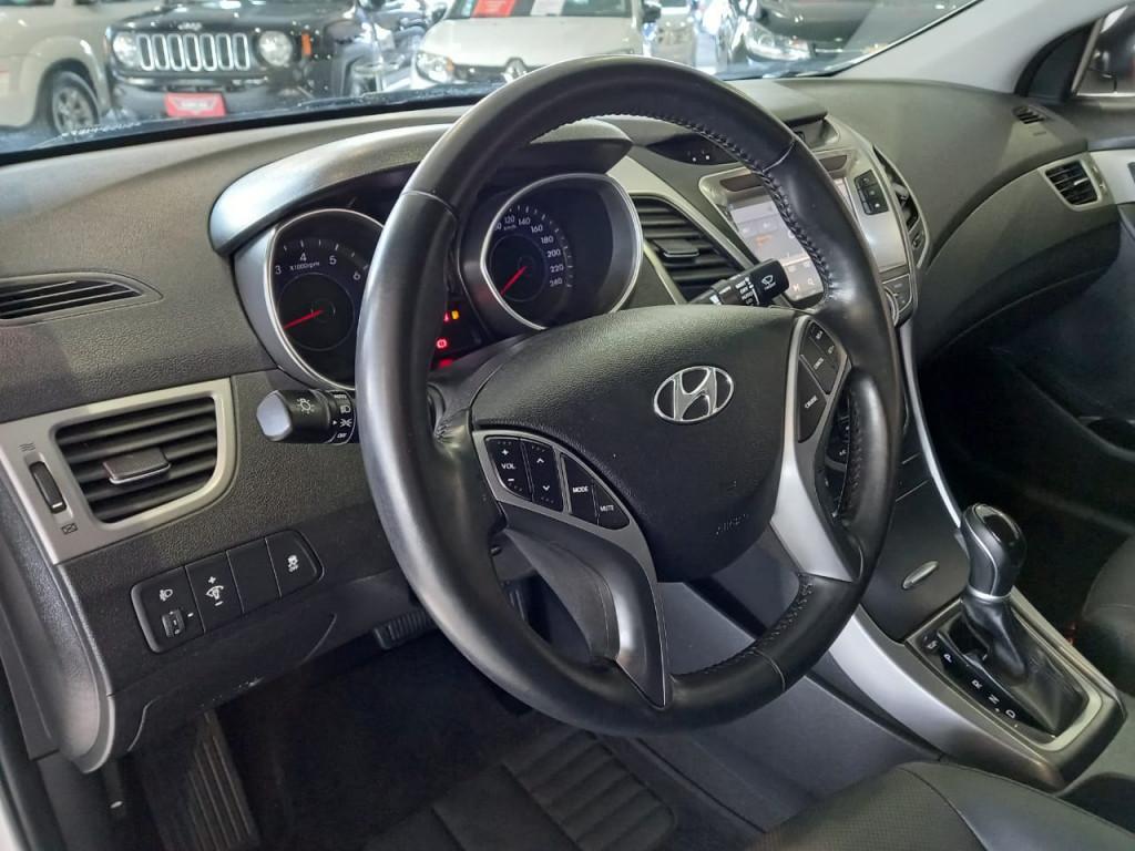 Imagem do veículo HYUNDAI ELANTRA 2.0 gls 16v flex 4p automatico