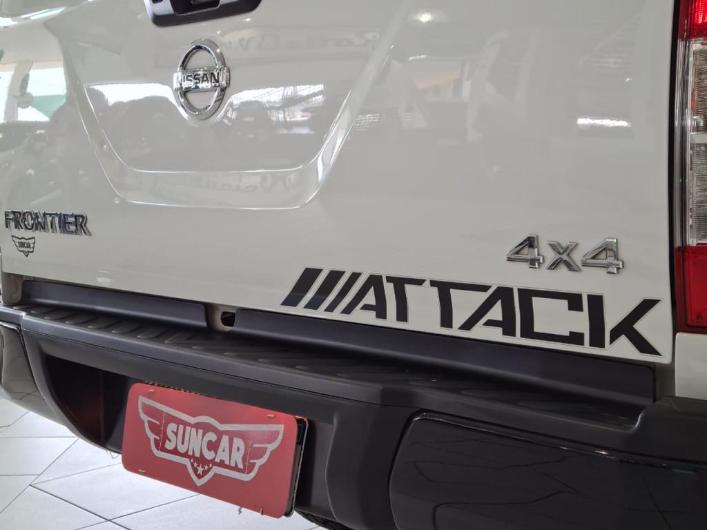 Imagem do veículo NISSAN FRONTIER 2.3 16V TURBO DIESEL ATTACK CD 4X4 AUTOMÁTICO