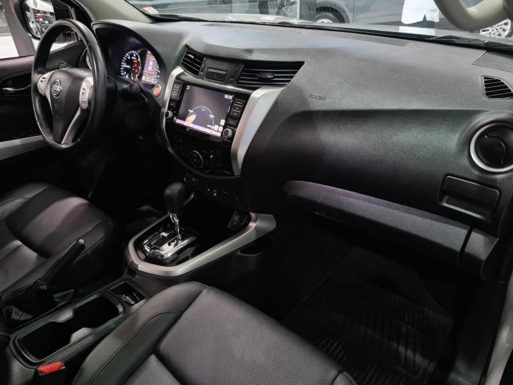 Imagem do veículo NISSAN FRONTIER 2.3 16V TURBO DIESEL LE CD 4X4 AUTOMÁTICO