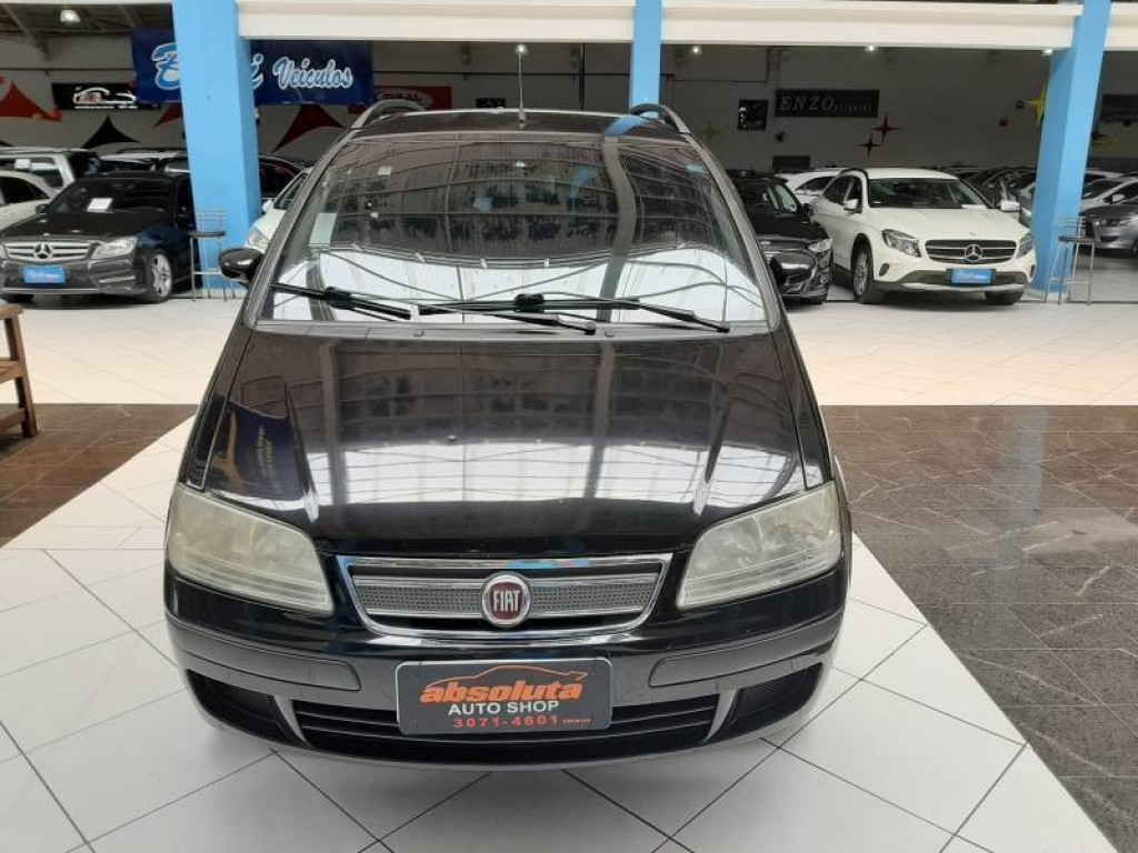 FIAT IDEA 1.4 ELX FIRE 4P MANUAL FLEX