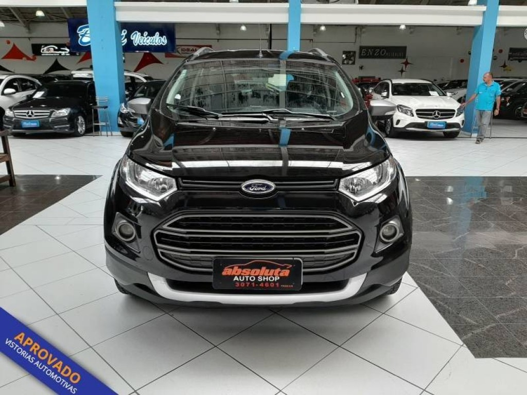 FORD ECOSPORT 1.6 FREESTYLE 4P MANUAL