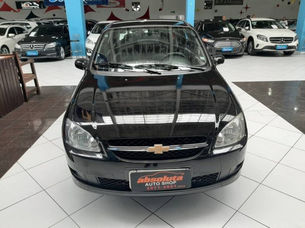 CHEVROLET CLASSIC 1.0 LS 4P FLEX MANUAL