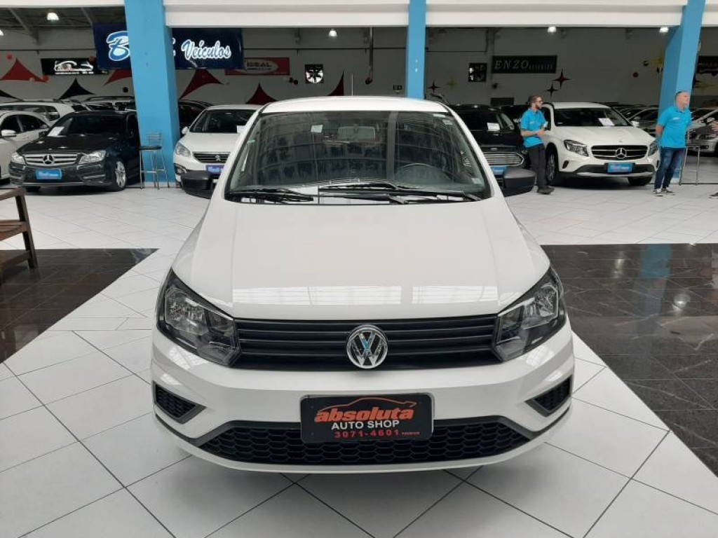 VOLKSWAGEN GOL 1.0  4P FLEX MANUAL