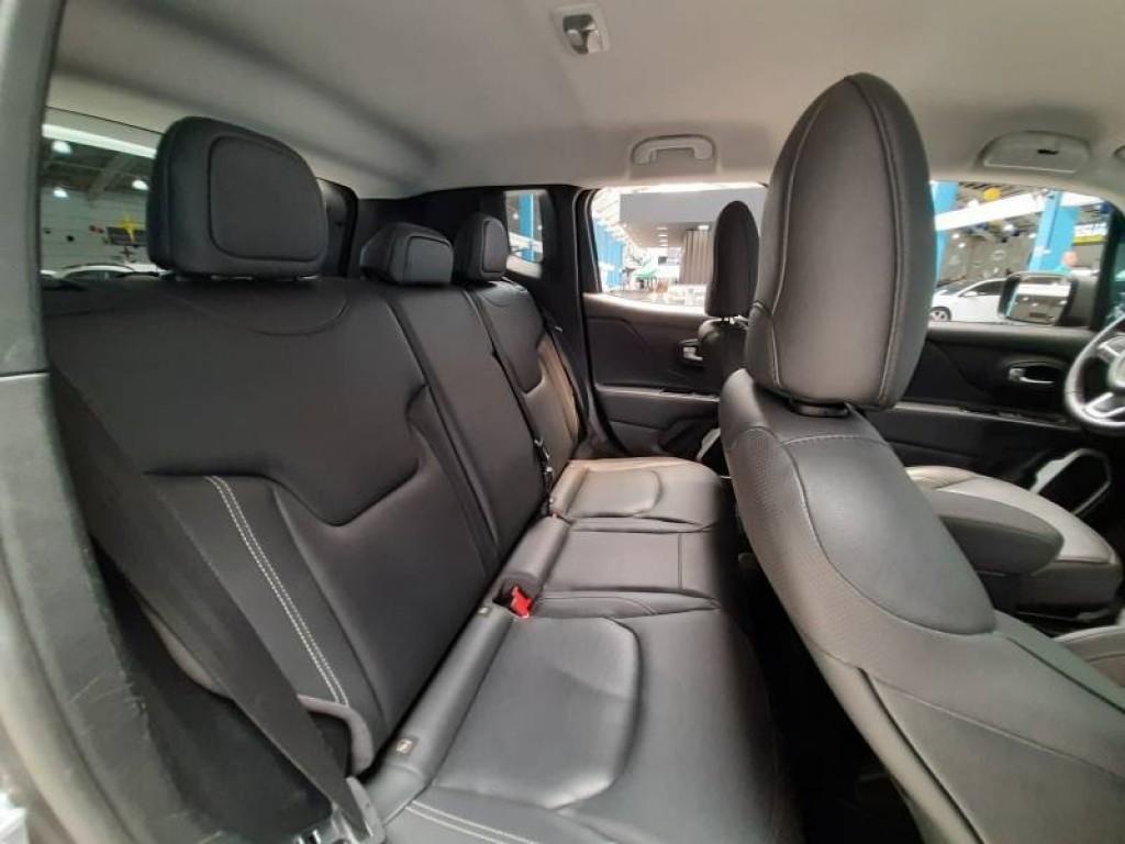 Imagem do veículo JEEP RENEGADE LONGITUDE 1.8 4X2 4P FLEX AUTOMÁTICO