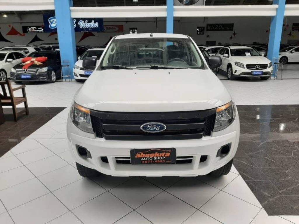 FORD RANGER XL 4X4 2.2 CABINE DUPLA MANUAL