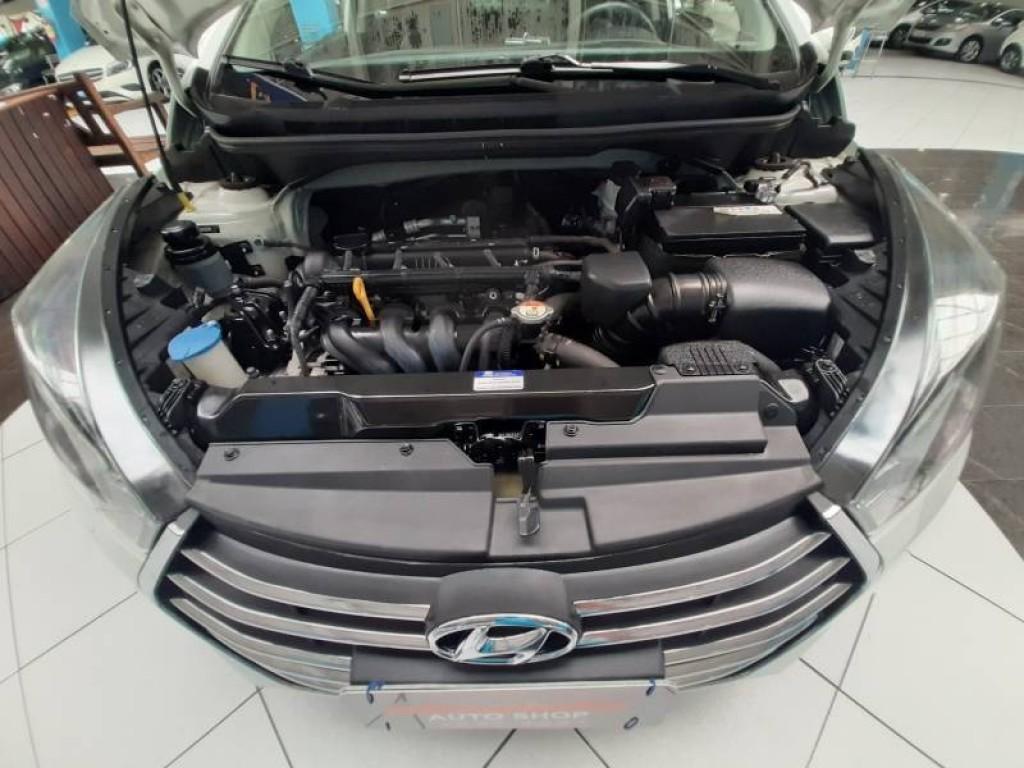 Imagem do veículo HYUNDAI HB20 1.6 COMFORT FLEX 4P MANUAL