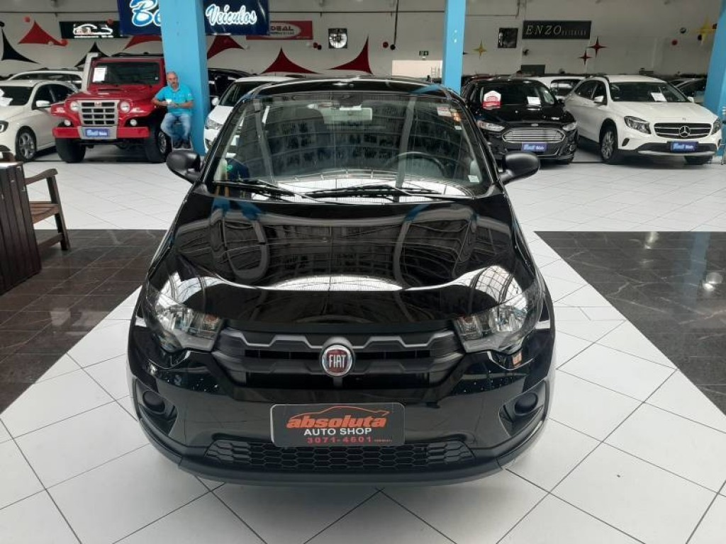 FIAT MOBI LIKE 1.0 4P FLEX MANUAL