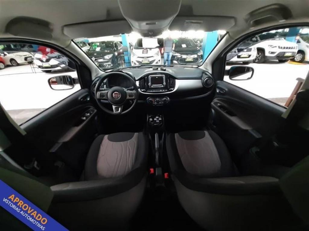Imagem do veículo FIAT UNO WAY 1.3 4P AUTOMÁTICO FLEX