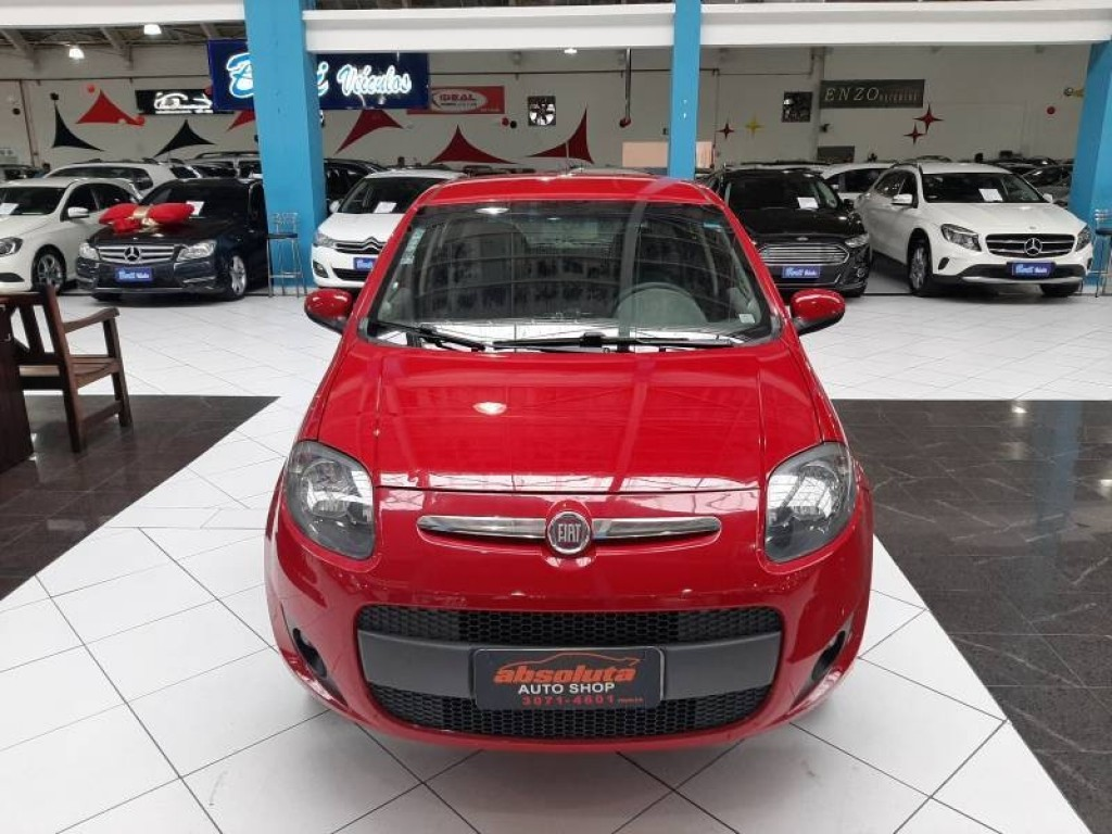 FIAT PALIO 1.0 ATTRACTIVE 4P FLEX MANUAL