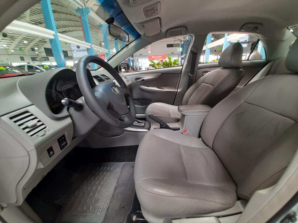 Imagem do veículo TOYOTA COROLLA 1.8 XLI 16V GASOLINA 4P AUTOMÁTICO