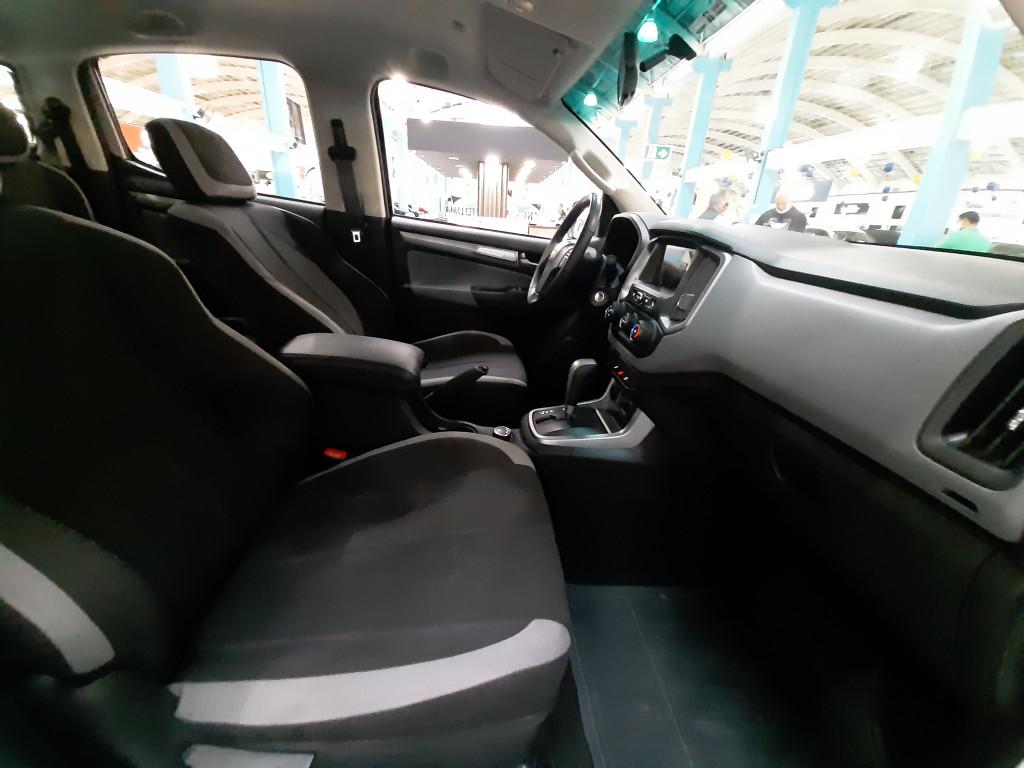 Imagem do veículo CHEVROLET S10 2.5 LT 4X4 CD 16V FLEX 4P AUTOMÁTICO