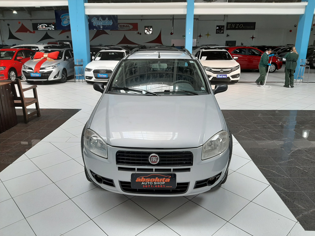 Imagem do veículo FIAT STRADA 1.4 MPI WORKING CD 8V FLEX 2P MANUAL