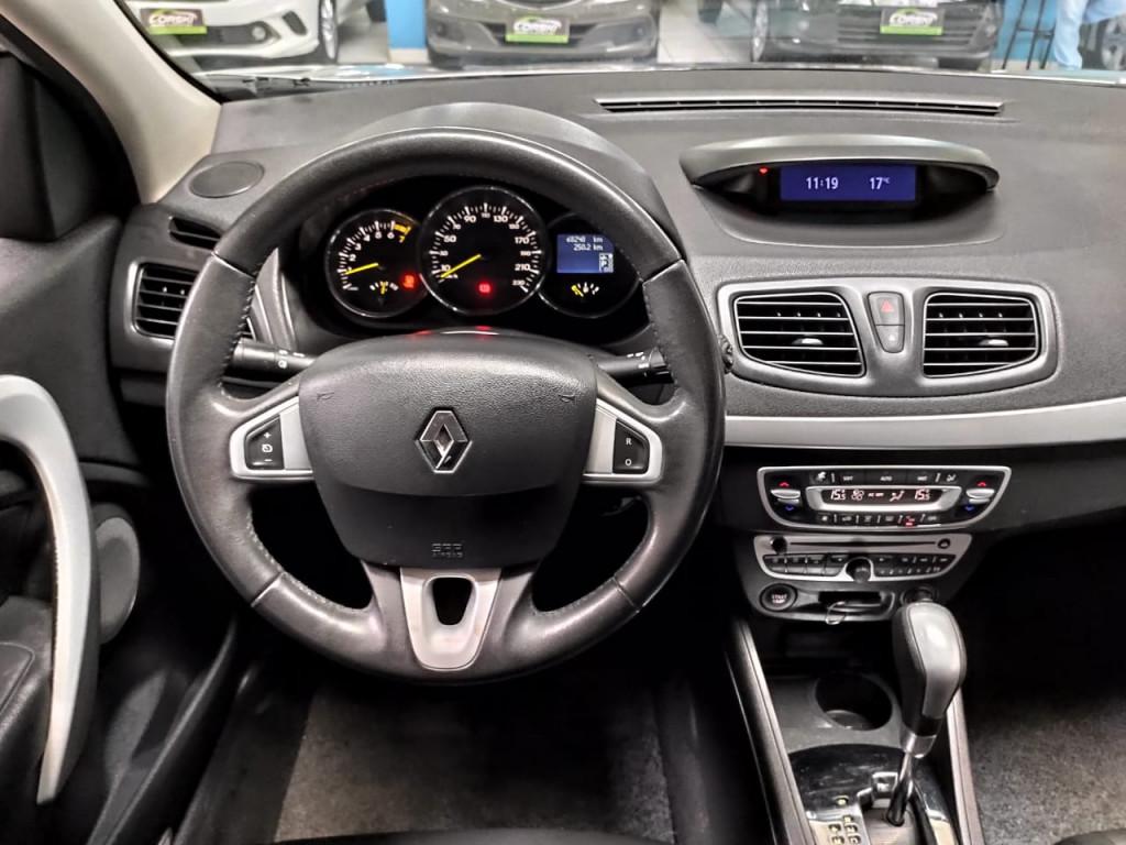 Imagem do veículo RENAULT FLUENCE 2.0 dynamique 16v flex 4p automatico