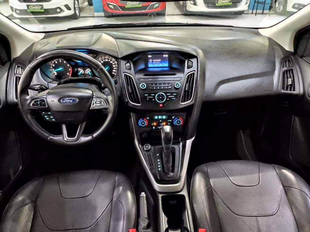 Imagem do veículo FORD FOCUS 2.0 SE FASTBACK 16V FLEX 4P POWERSHIFT