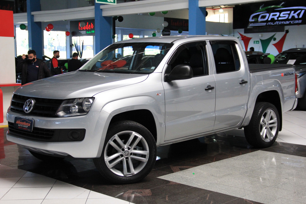 Imagem do veículo VOLKSWAGEN AMAROK 2.0 S 4X4 CD 16V TURBO INTERCOOLER DIESEL 4P MANUAL