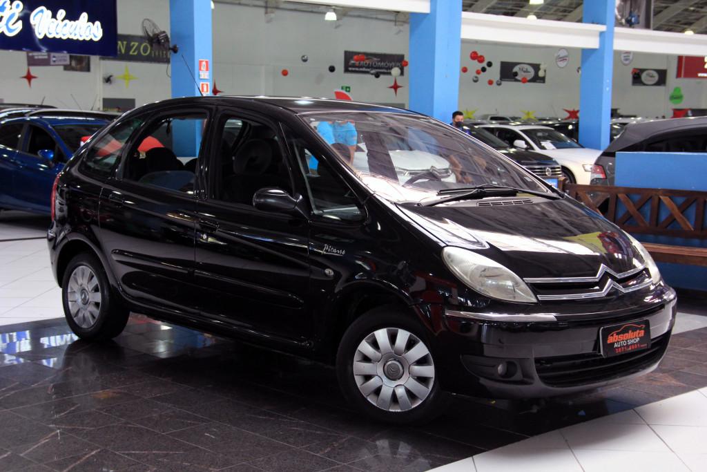 Imagem do veículo CITROËN XSARA PICASSO 1.6 I GLX 16V GASOLINA 4P MANUAL
