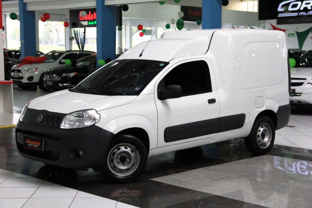 Imagem do veículo FIAT FIORINO 1.4 MPI FURGÃO HARD WORKING 8V FLEX 2P MANUAL