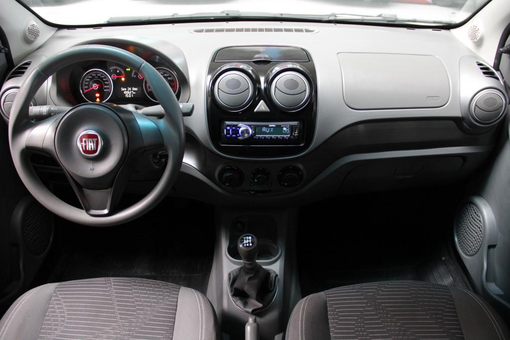 Imagem do veículo FIAT PALIO 1.0 MPI ATTRACTIVE FLEX 4P REPASSE!