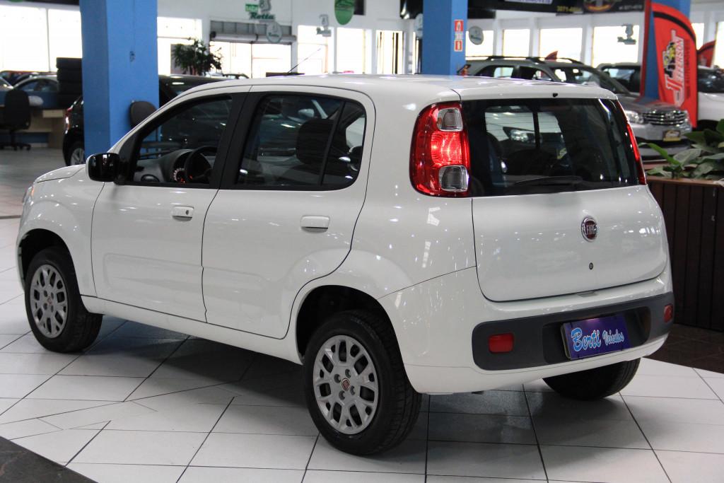 Imagem do veículo FIAT UNO 1.0 VIVACE 8V FLEX 4P MANUAL
