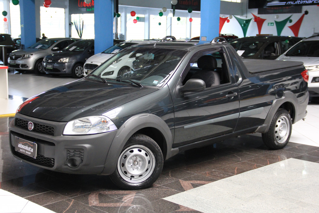 FIAT STRADA 1.4 MPI WORKING CS 8V FLEX 2P REPASSE