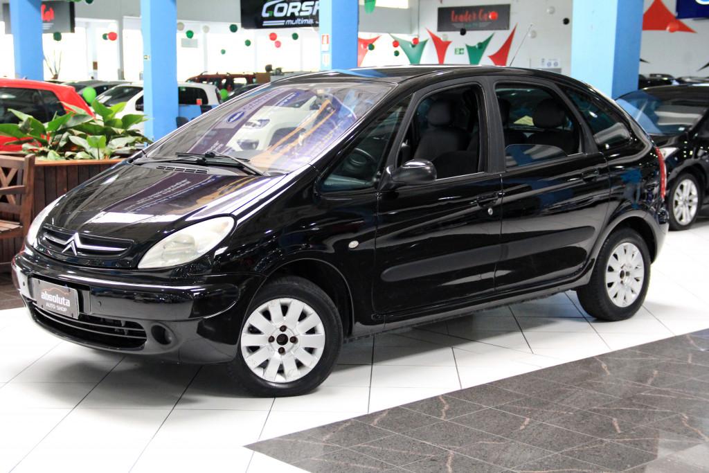 CITROËN XSARA PICASSO 2.0 exclusive 16v gasolina 4p automatico