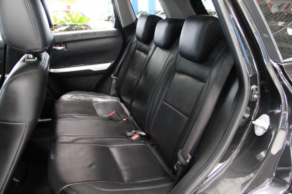 Imagem do veículo SUZUKI VITARA 1.6 16V GASOLINA 4YOU AUTOMÁTICO