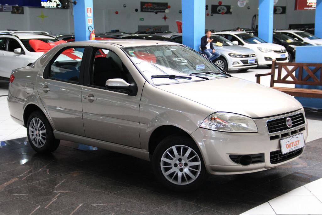 Imagem do veículo FIAT SIENA 1.0 MPI EL 8V FLEX 4P REPASSE!