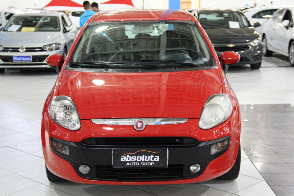 Imagem do veículo FIAT PUNTO 1.4 ATTRACTIVE 8V FLEX 4P MANUAL