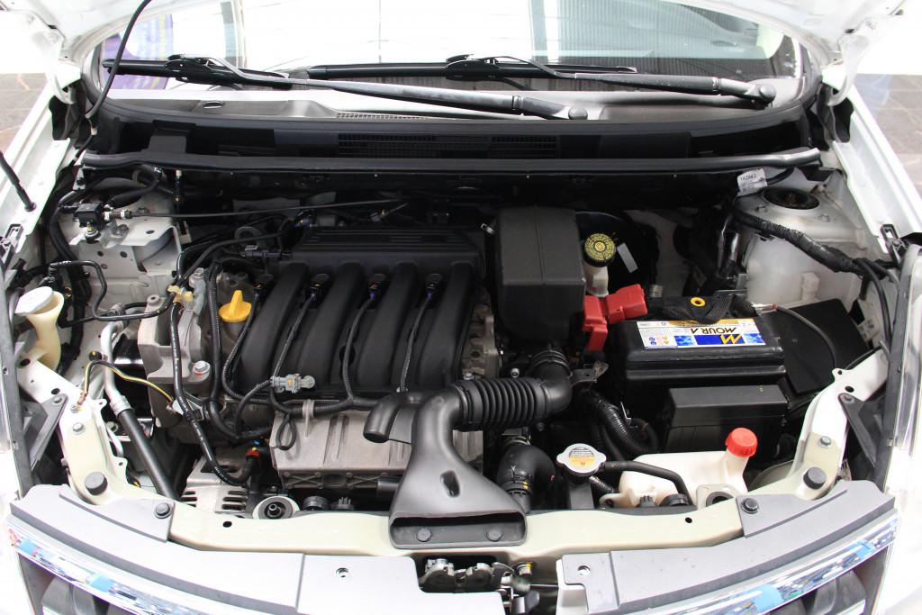 Imagem do veículo NISSAN LIVINA 1.6 SL X-GEAR 16V FLEX 4P REPASSE!!!