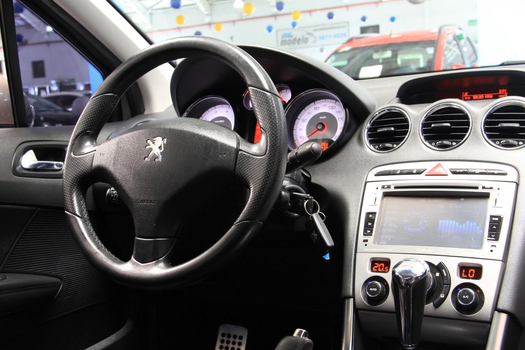 Imagem do veículo PEUGEOT 408 2.0 GRIFFE 16V FLEX 4P AUTOMÁTICO