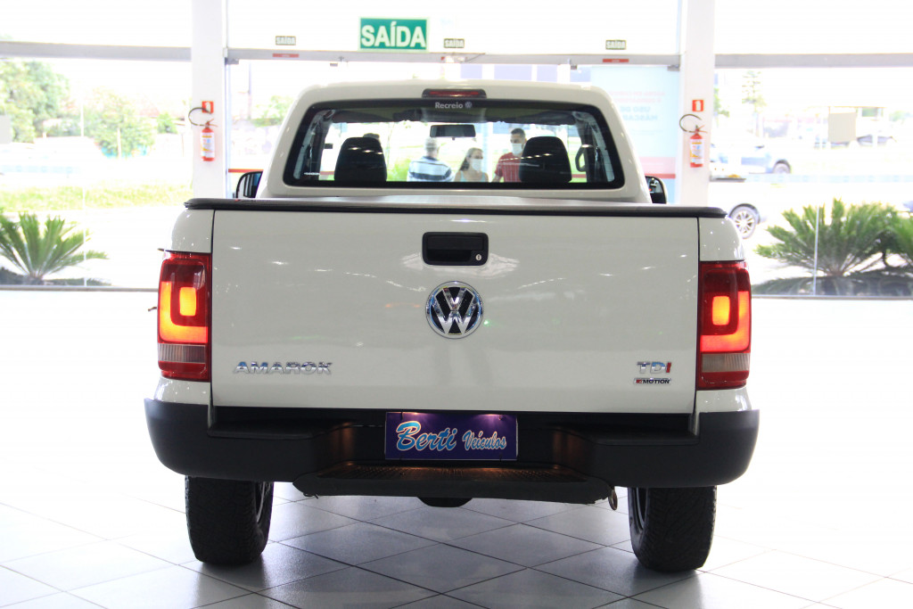 Imagem do veículo VOLKSWAGEN AMAROK 2.0 S 4X4 CS 16V TURBO INTERCOOLER DIESEL 2P MANUAL