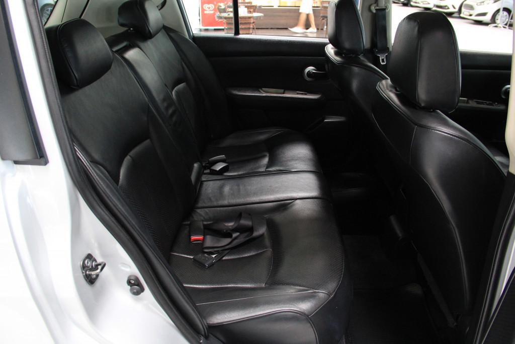 Imagem do veículo NISSAN TIIDA 1.8 SL AUTOMÁTICO FLEX