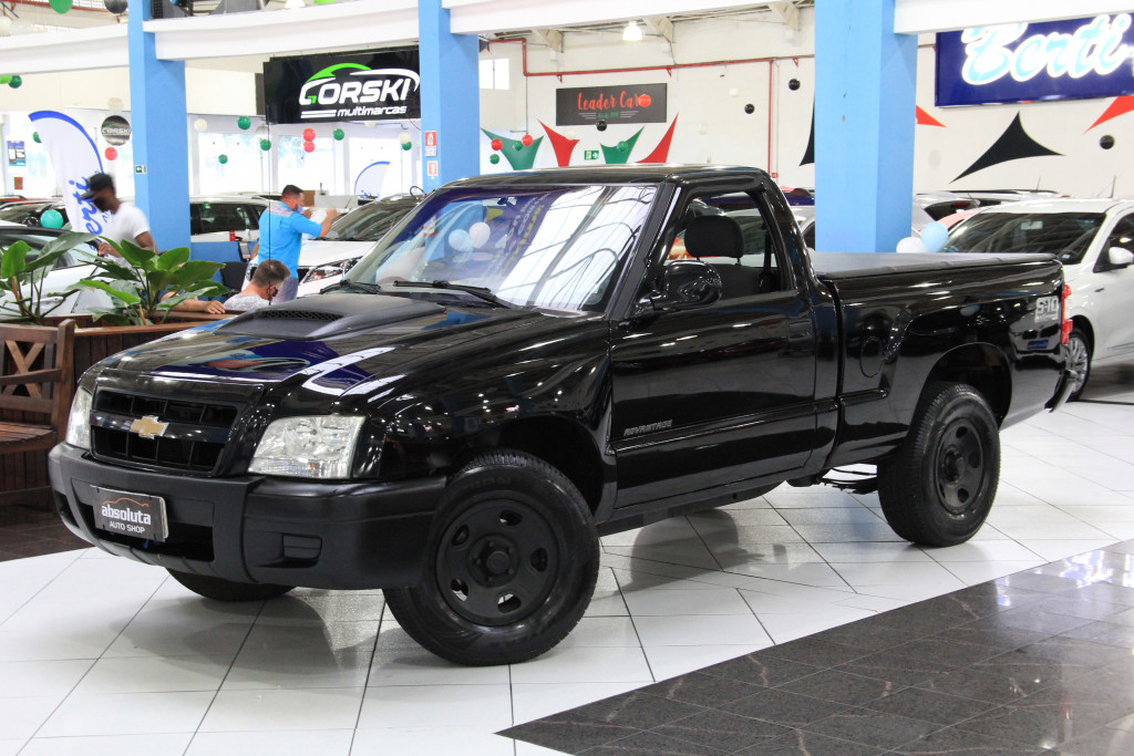CHEVROLET S10 2.4 ADVANTAGE CS 4X2 FLEX