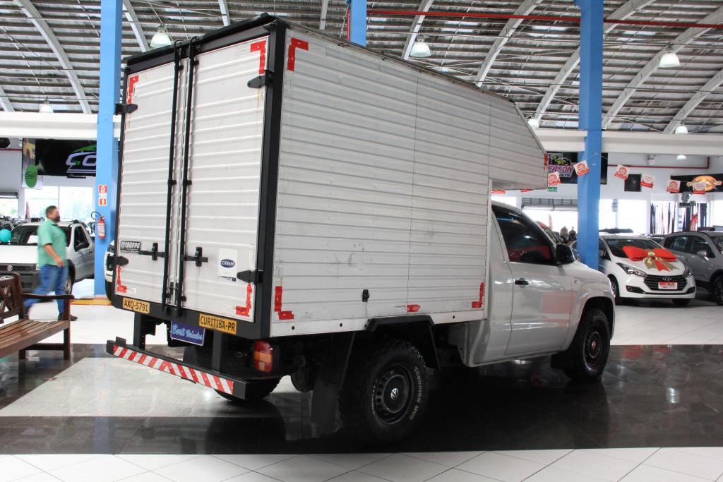 Imagem do veículo VOLKSWAGEN AMAROK 2.0 S 4X4 CS 16V TURBO INTERCOOLER DIESEL COM BAÚ