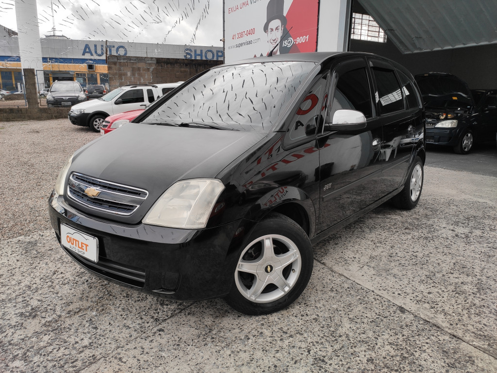 CHEVROLET MERIVA 1.4 JOY FLEX MANUAL