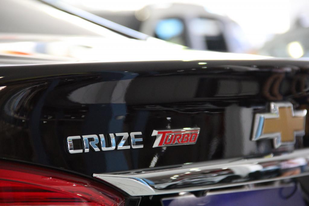 Imagem do veículo CHEVROLET CRUZE 1.4 TURBO LTZ 2 16V FLEX 4P AUTOMÁTICO