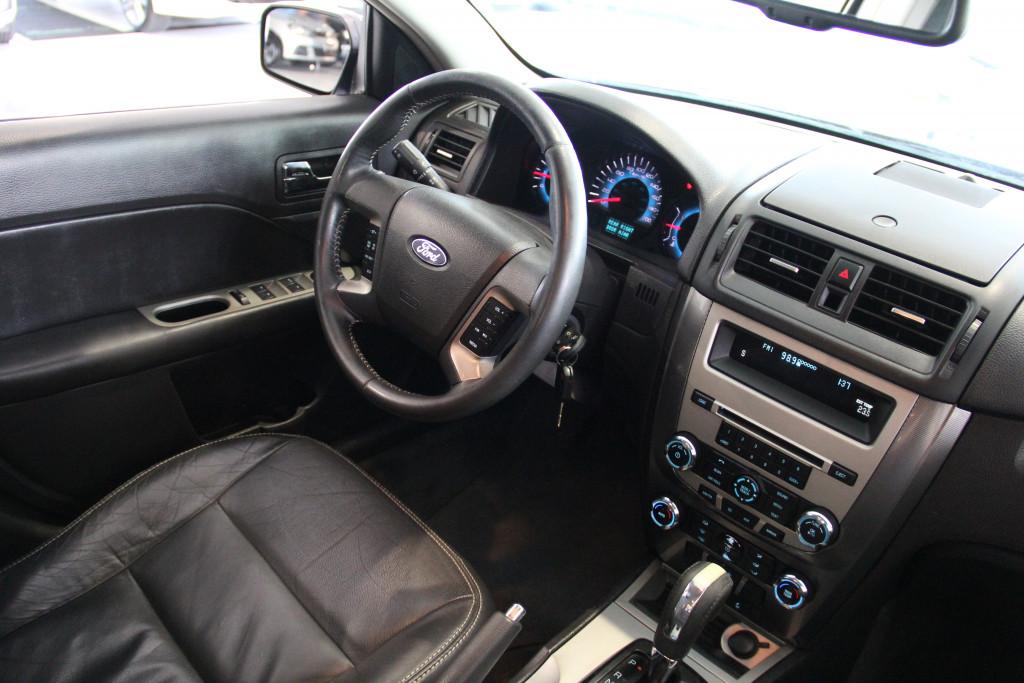 Imagem do veículo FORD FUSION 2.5 SEL 16V GASOLINA 4P AUTOMÁTICO