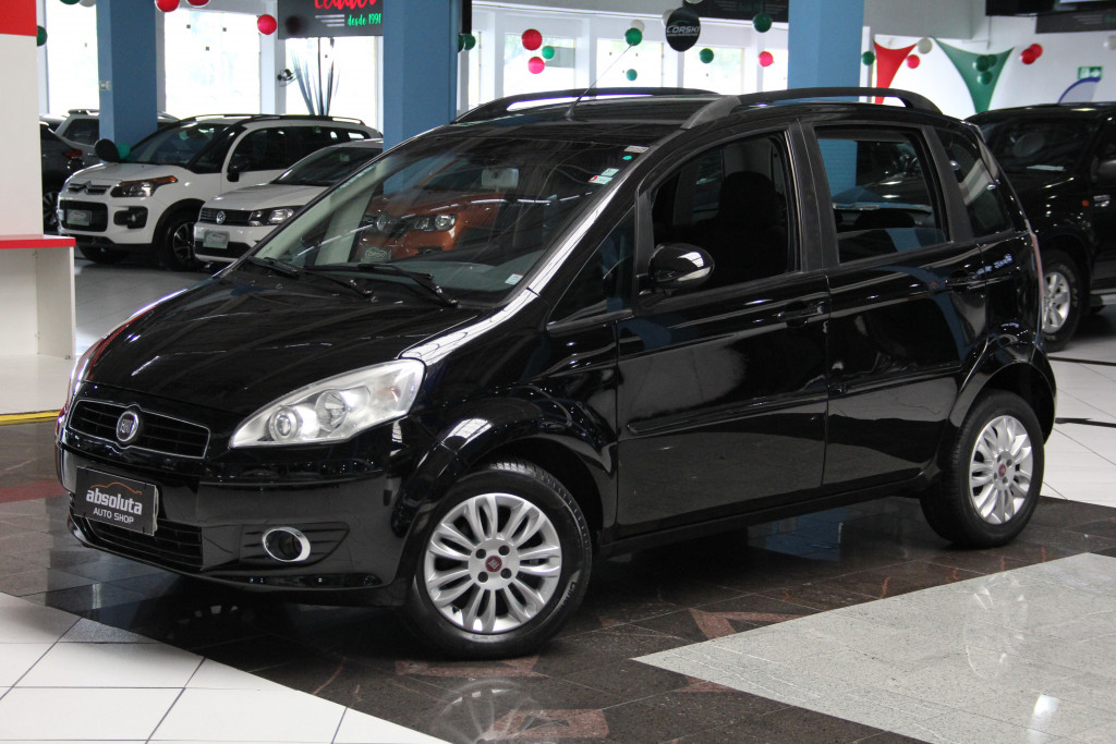 Imagem do veículo FIAT IDEA 1.4 mpi attractive 8v flex 4p manual