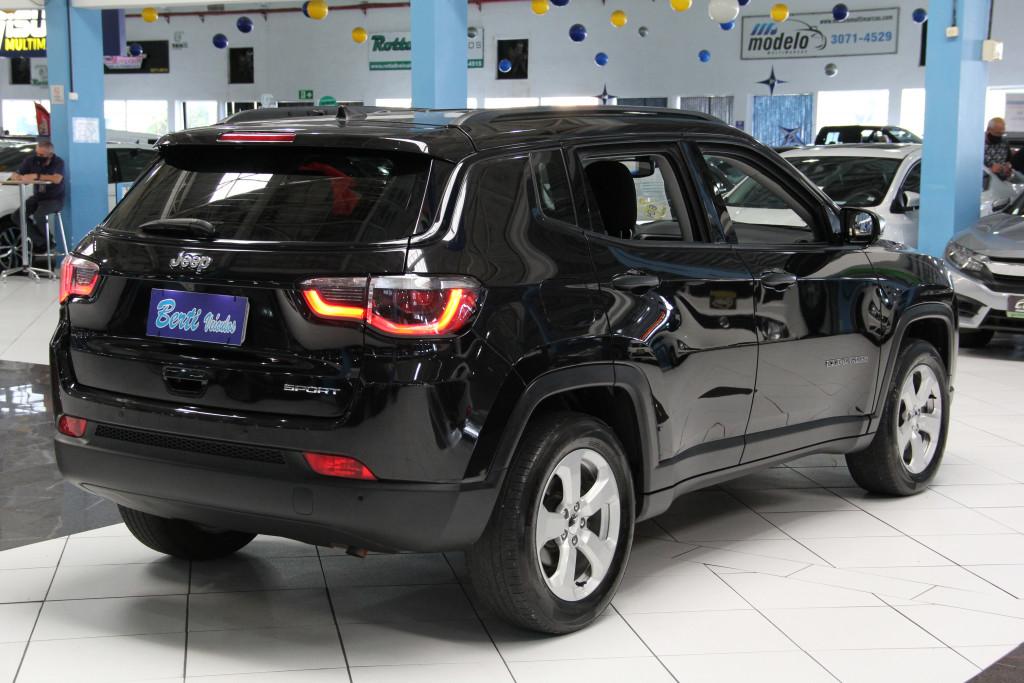 Imagem do veículo JEEP COMPASS 2.0 sport 4x2 16v gasolina 4p automatico