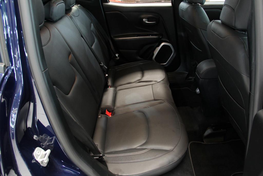 Imagem do veículo JEEP RENEGADE 1.8 16V FLEX LONGITUDE 4P AUTOMÁTICO