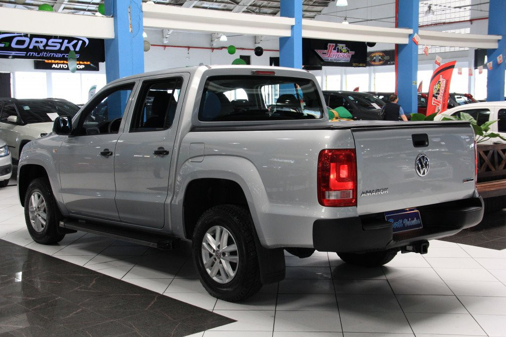 Imagem do veículo VOLKSWAGEN AMAROK 2.0 SE 4X4 CD 16V TURBO INTERCOOLER DIESEL 4P MANUAL
