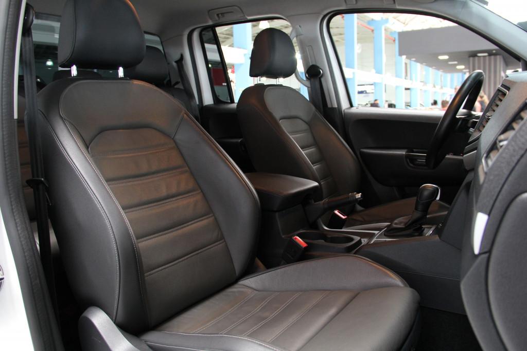 Imagem do veículo VOLKSWAGEN AMAROK 3.0 V6 TDI DIESEL HIGHLINE CD 4MOTION AUTOMÁTICO
