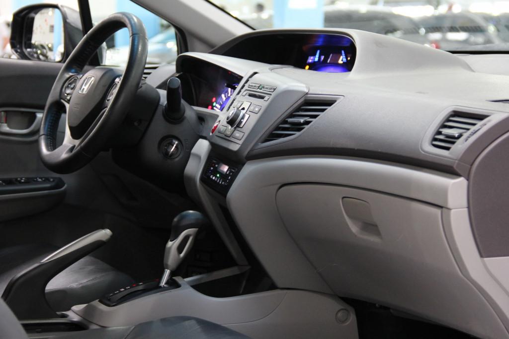 Imagem do veículo HONDA CIVIC 1.8 lxs 16v flex 4p automatico